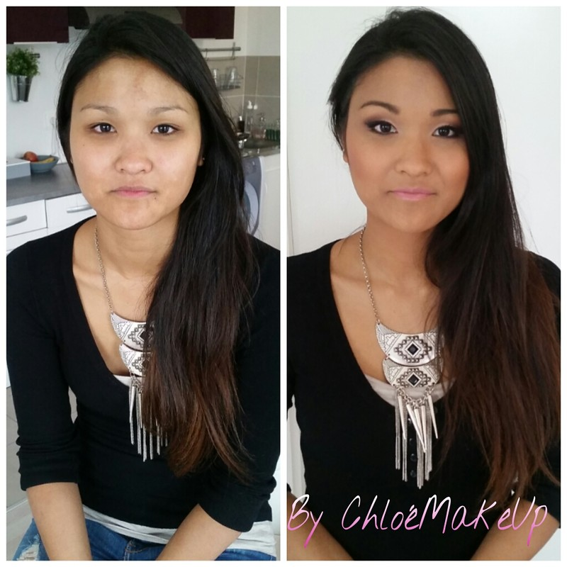 chloe make up   paris    ile